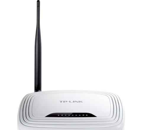 Маршрутизатор TP-link TL-WR741ND