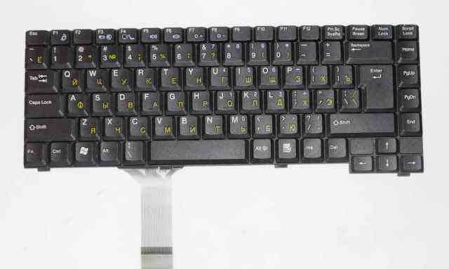 Клавиатура K010727B3 для ноутбука Fujitsu
