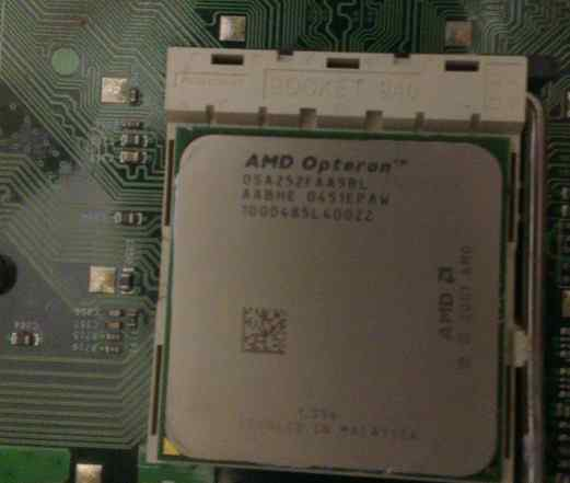 AMD Opteron 252 Troy (S940, L2 1024Kb)