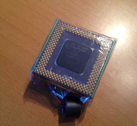 Процессор Pentium 166