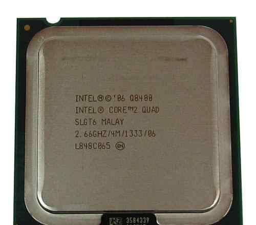 Core 2 Quad Q8400 Yorkfield LGA 775 Доставка