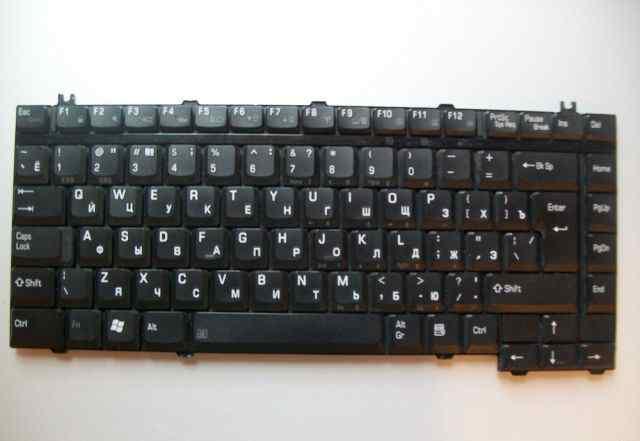 Клавиатура Toshiba Satellite A100-847