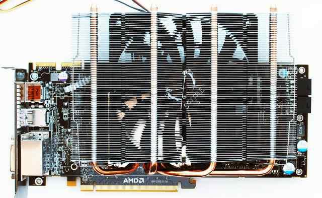 2 видеокарты на ATI Radeon HD 5850