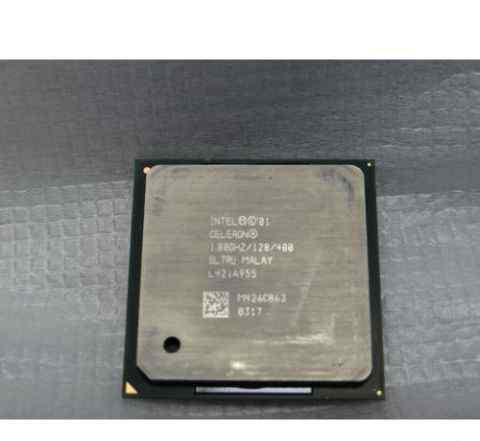 Celeron 1.8Ghz/128/400 - Socket 478 с кулером