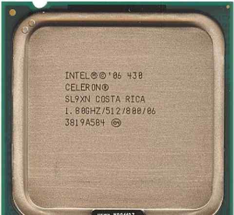 Celeron 430 1.8Ghz/512/800 - Socket 775