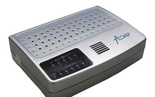 Коммутатор (switch) Acorp HU5DP
