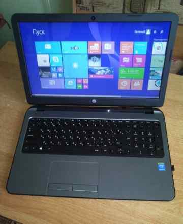 HP 15 r151nr Ноутбук для работы и развлечений