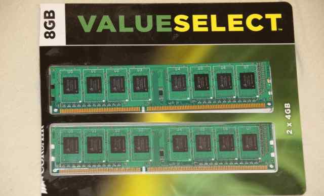 Оперативная память Corsair CMV8GX3M2A1333C9