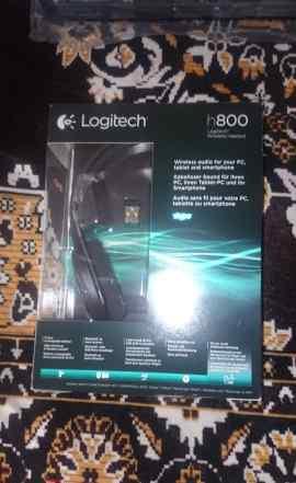 Наушники Logitech H800