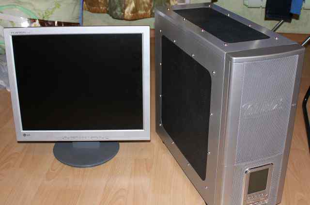 Компьютер Pentium 4 3.2 GHz / 2 Gb RAM / 20 Gb HDD