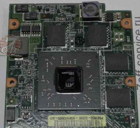 ATI Mobility Radeon X1600 256 Mb на Geforce Go6800