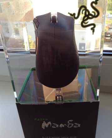 Элитная игровая мышь Razer Mamba 2013