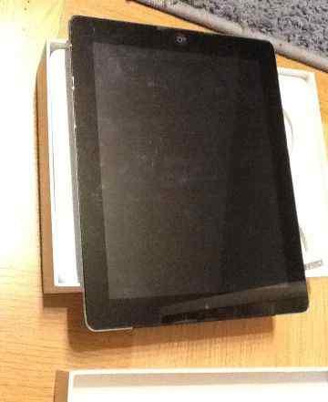 iPad 2 wi-fi 3G 64 gb black
