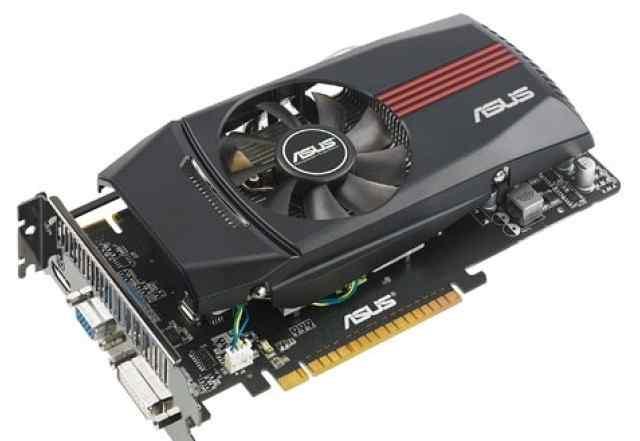 Asus GTX550