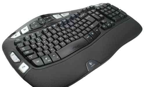 Беспроводная клавиатура Logitech y-rbn90