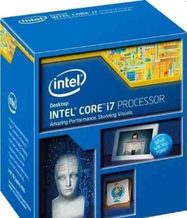 Intel Core i7 4790K в коробках