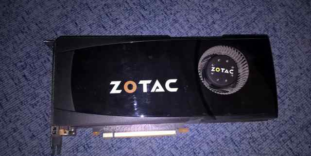 Видеокарта zotac GTX 470 gddr5 1280Mb