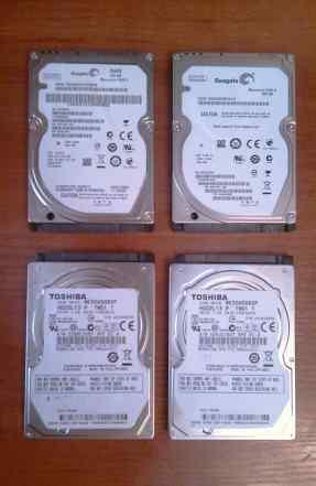Жесткие диски 2.5
