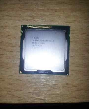 Intel Pentium G860 Sandy Bridge