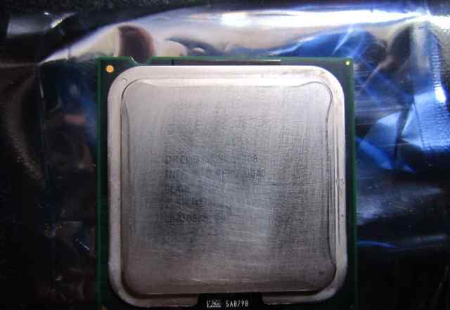 Intel Core 2 Quad Q9300 LGA775 Stepping M1