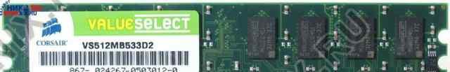 Corsair DDR2 1024 Мб
