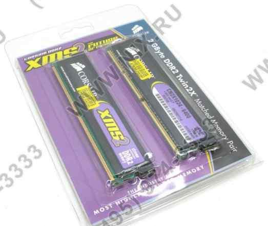 Corsair XMS2 DDR2 2Гб