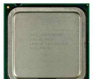 Intel Pentium E5500 Wolfdale 2800MHz, LGA775