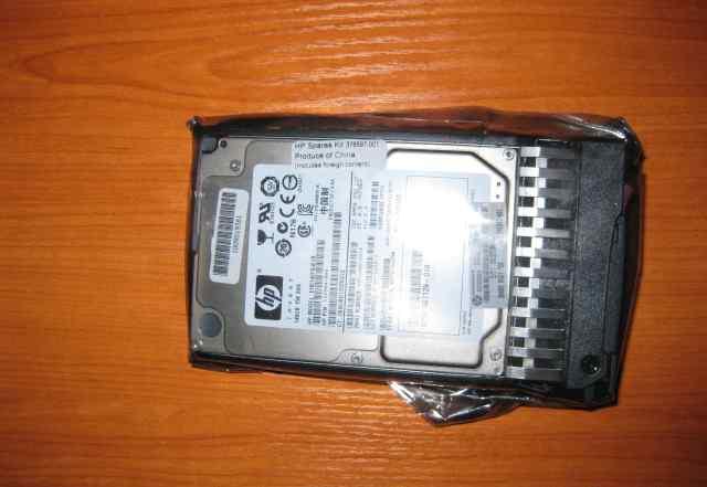 HP 146GB DP SAS 6G 15K RPM 2.5