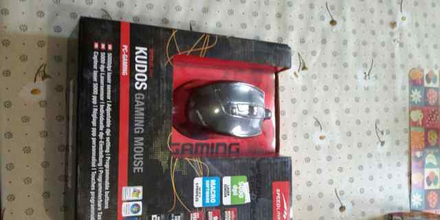 Speed-Link Kudos Gaming Mouse - игровая мышь