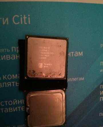 Процесоры Intel pentium и celeron D 2.6/ 2.5 Ghz 5
