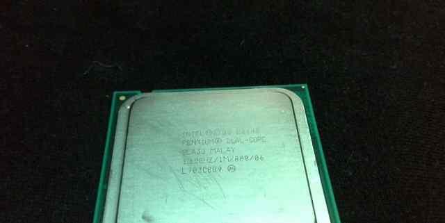 Intel Pentium DualCore
