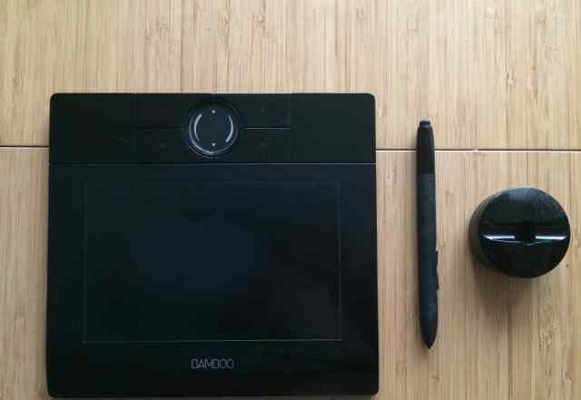Wacom bamboo A6 планшет графический