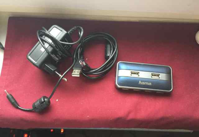USB-хаб Hama