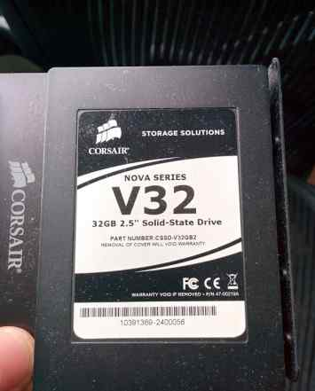 SSD-диск на 32 GB, 2.5