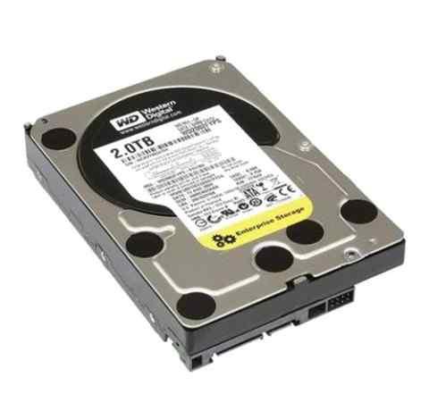 Жесткие диски Western Digital WD2002fyps