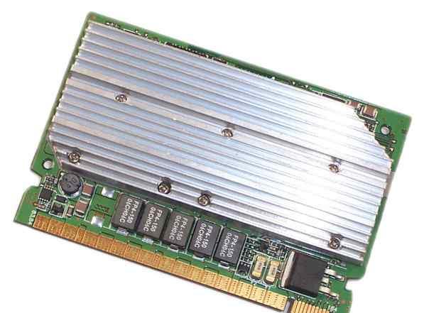 IBM 74P4485 voltage regulator module NEW