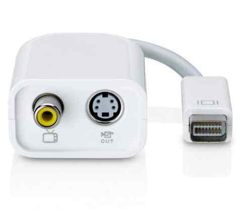 Apple Mini-DVI to Video Adapter (оригинал)