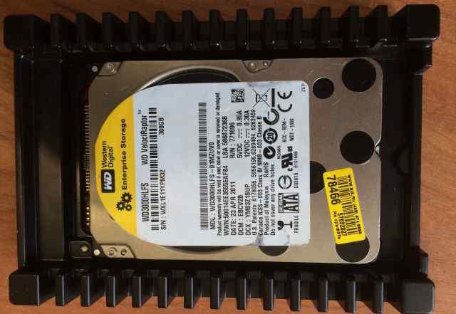 Western Digital WD3000hlfs