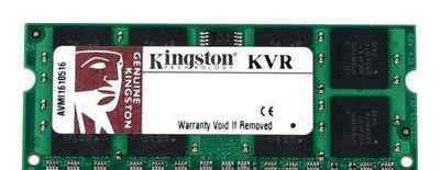 Kingston KVR800D2S6/1G для ноутбука