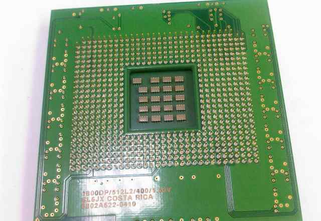Xeon 1800DP 1800mhz s603 /s604 512mb 400mhz 1.5v
