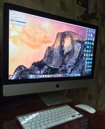 iMac 27 i5 16 гб