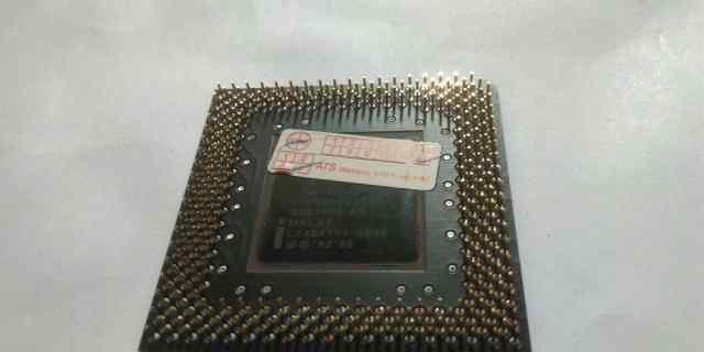 Intel pentium 166