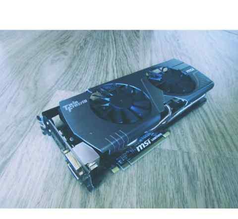 ATI Radeon MSI HD 6970 Twin Frozr III OC