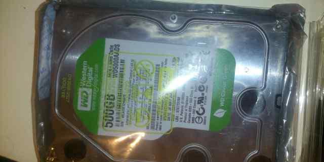 Western Digital WD5000aads 500 Гб