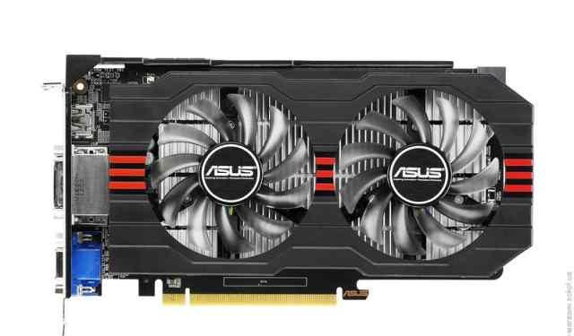 Видеокарта GeForce GTX 650 Ti 2048Mb