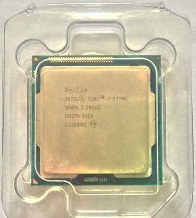Intel Core i7 - 3770K OEM Processor