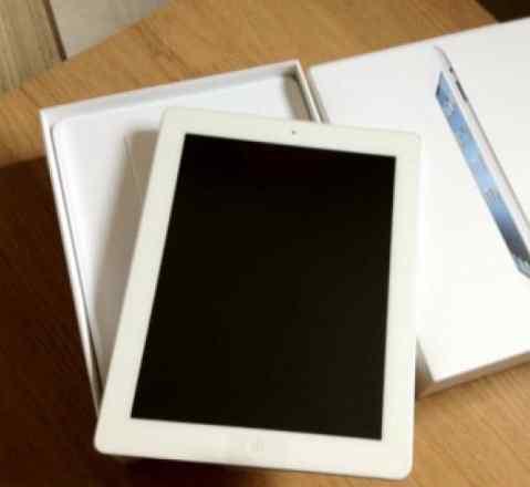 Продаю iPad 3 бу цвет белый