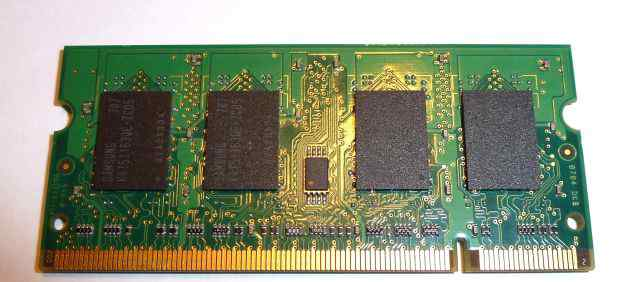 SO-dimm PC2 512Mb 4200S Samsung