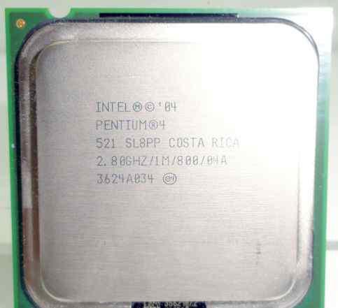 Intel pentium 4 2.80ghz/1m/800