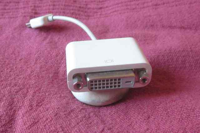 Переходник Micro-DVI To DVI